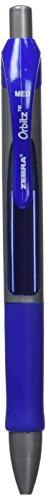 orbitz-zebra-penna-gel-colore-blu-confezione-da-12