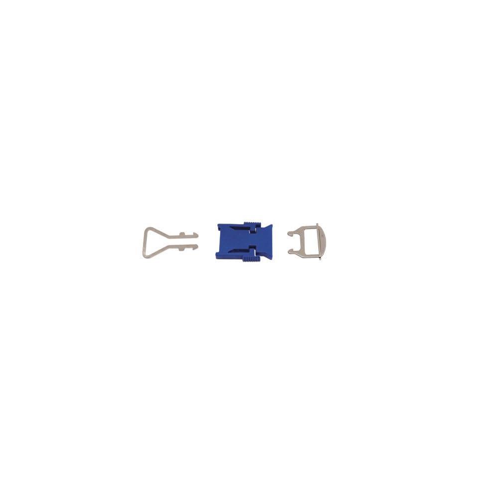 Echo Quick Release Buckles Blue