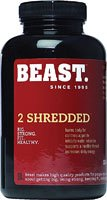 Beast Sports Nutrition 2 Shredded - 120 Capsules (Quantity Of 1)