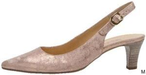 Gabor41.550 - Scarpe chiuse Donna , Rosa (Antikrosa), 7