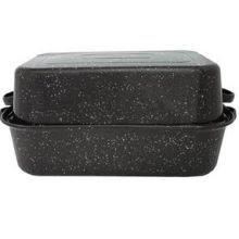 Granite Ware Covered Oval Roaster