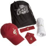 NBA Officially Licensed Cleveland Cavaliers adidas Pick-Up Game 5-PC Combo Pack