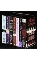 book cover of Blood Sample 7