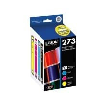Epson T273520 Epson Claria Premium 273 Standard-capacity Color Multi-pack - Cyan Magenta Yellow Photo Black (T273520...