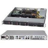 Supermicro 1U Rackmount Server Barebone System Components SYS-1017R-MTF