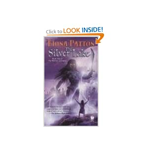 The Silver Lake: Book One of the Warriors of Estavia by Fiona Patton