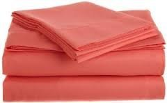 The Great American Store Bedspread - Genuine 600 Thread Count 4PC Queen Sheet Set (fits upto 15