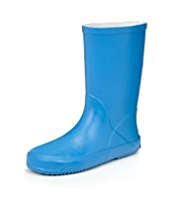Panelled Welly Boots