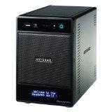 Netgear ReadyNAS Pro 4, 8TB Unified Storage System (8TB: 4 x 2TB) (RNDP4420)