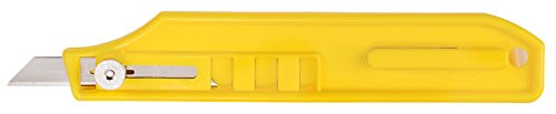 Excel K8 Flat Yellow Handle Lite Duty Knife