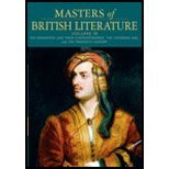 img - for Masters of British Literature, Volume B (08) by [Paperback (2008)] book / textbook / text book