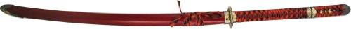 Bladesusa Js-647R Samurai Sword 46-Inch Overall