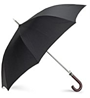 Plain Crook Handle Umbrella