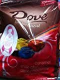 Dove Assortment, Caramel, Milk Chocolate, Dark Chocolate 35 Ounce