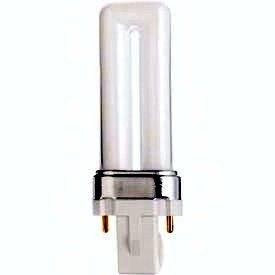 (Pack Of 10) Pls-5W 841, 5-Watt Single Tube Compact Fluorescent Light Bulb, 2...