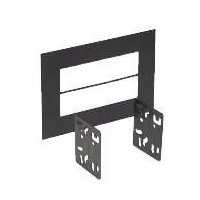 See Metra 99 9999 Double Din or Single Din Universal In dash Receiver Mounting Installation Kit Details