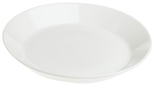 Iittala Teema 6-3/4-Inch Bread and Butter Plate, White