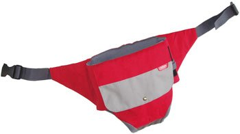 Phil & Teds Wriggle Wrapper - Red front-44179