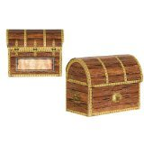 Pirate Treasure Chests   (4/Pkg) - 1