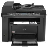 HP LaserJet Pro M1536DNF Multifunction Printer - Monochrome - 26 ppm Mono - 1200 x 1200 dpi - Printer, Copier, Scanner, Fax - Fast EthernetYes