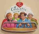 California Here We Come Kurt Adler Ornament