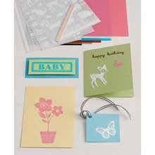 Martha Stewart Crafts Flocking Transfer Kit