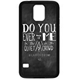 Personzlized Mumford & Sons Premium Textured Gel Cover Samsung Galaxy S5 Caso Case Cover Skin S-S5G99