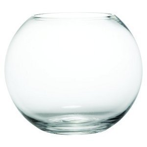 12x 5 inch fish bowl bubble ball vases multi saver deal for Bubbles in fish bowl