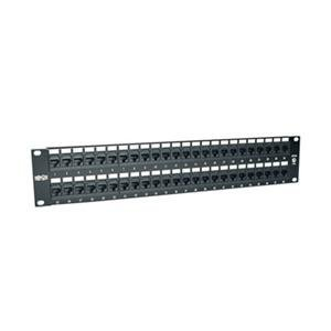 New - 48-Port Cat6 PatchPanel 568B by Tripp Lite - N252-048