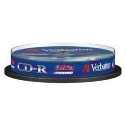 verbatim-43437-700mb-datalife-cd-r-spindle-pack-of-10