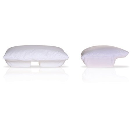 Better Sleep Pillow - A Multi Position Pillow for Side Sleepers, Stomach Slee...