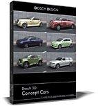 Dosch 3D: Concept Cars front-643609