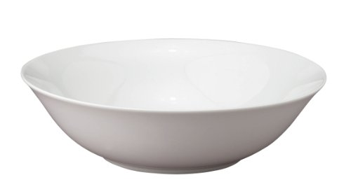 Hic Brands That Cook 50-Ounce Porcelain Rim Vegetable Bowl, 9-1/4-Inch