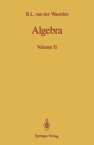 Algebra: Volume II: v. 2