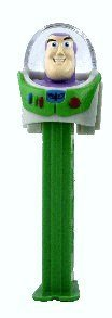 Disney Toy Story Buzz Lightyear Pez Candy Dispenser