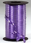 """Ribbons - Curling Ribbon- 3/16"""" - 500 YARDS (1500FT) - Purple - Birthday Party/Craft/Wedding Favors"""