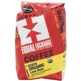 Equal Exchange Organic Coffee Ethiopian Packaged Whole Bean 12 Oz. (A)
