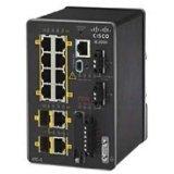 Cisco 10 Ports Switch, (IE-2000-8TC-B)