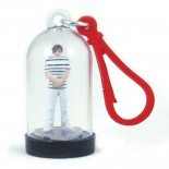One Direction Micro Figure Keychain-Louis