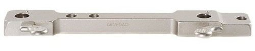 Leupold & Stevens Quick Release Marlin 1895-336 One Piece Base - Silver