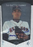 Carl Pavano Pawtucket Red Sox - Red Sox Affiliate 1997 Upper Deck SP Top Prospects... by Hall of Fame Memorabilia