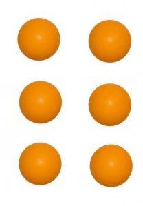 6 BALLES DE PING PONG TENNIS DE TABLE