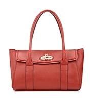 M&S Collection Twistlock Handbag