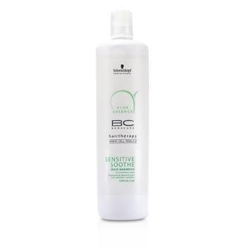 Schwarzkopf BC Aloe Essence Sensitive Soothe Mild Shampoo 1000ml/34oz
