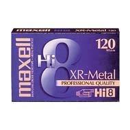 Buy Bargain Maxell P6120XR / 281221 / 281221 XR Metal Hi8 Tape - 2 x 120min