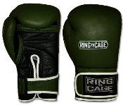 Deluxe Injected Foam Punching Bag Boxing Gloves, Mixed Martial Arts