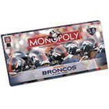 Buy Denver Broncos Monopoly
