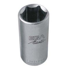 Ega Master 67713-Chiave a bussola, 3/20,32 (8 cm, Serie lunga, 15 Mm, 6, bordi
