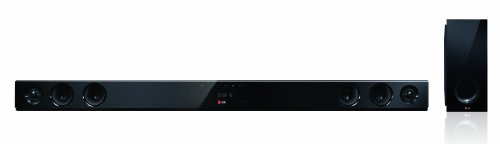 LG Electronics NB3530A Sound Bar with Wireless Subwoofer and Bluetooth
