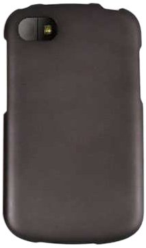 Cell Armor Bbq10-Snap-A008-Ad Snap-On Case For Blackberry Q10 - Retail Packaging - Honey Gray/Leather Finish